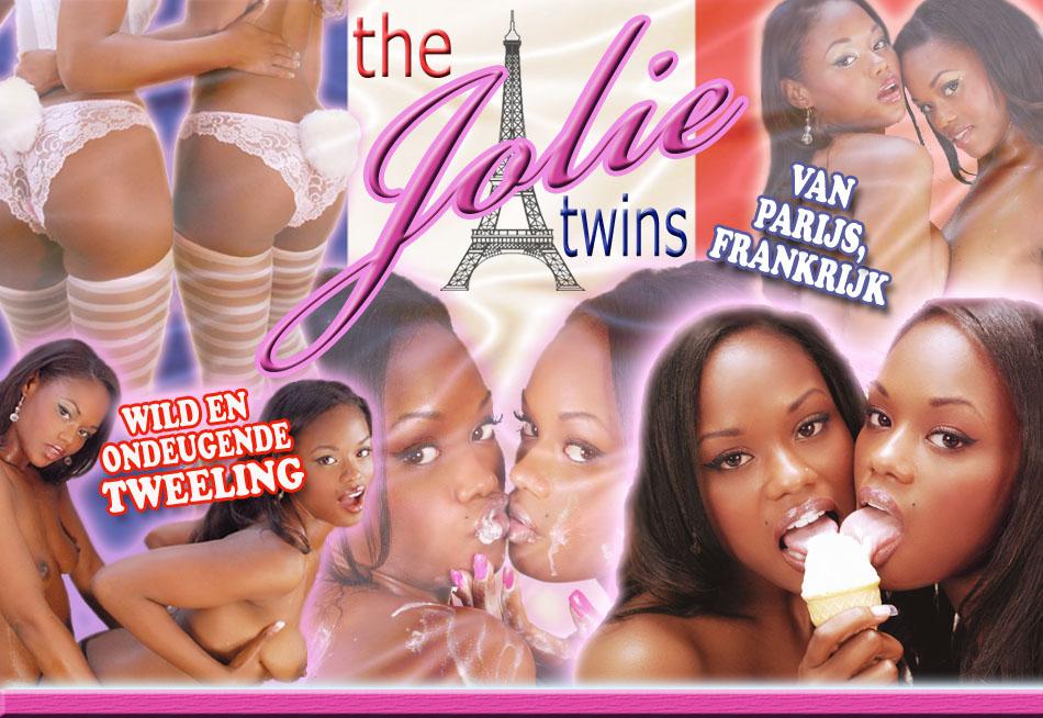 lesbische tweeling zussen