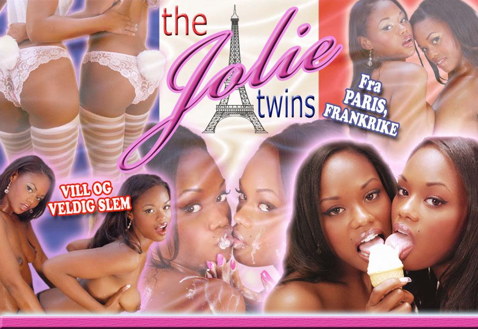 lesbiske tvillingsøstrene