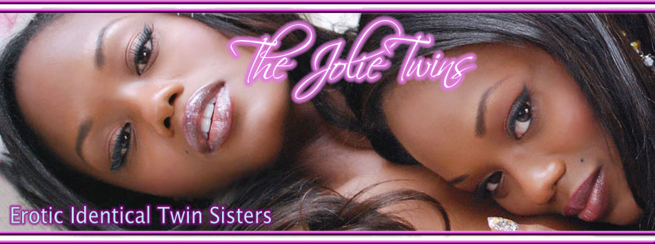 identical lesbian twin sisters